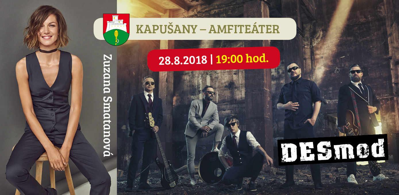 picture Koncert  Zuzany Smatanovej a skupiny Desmod