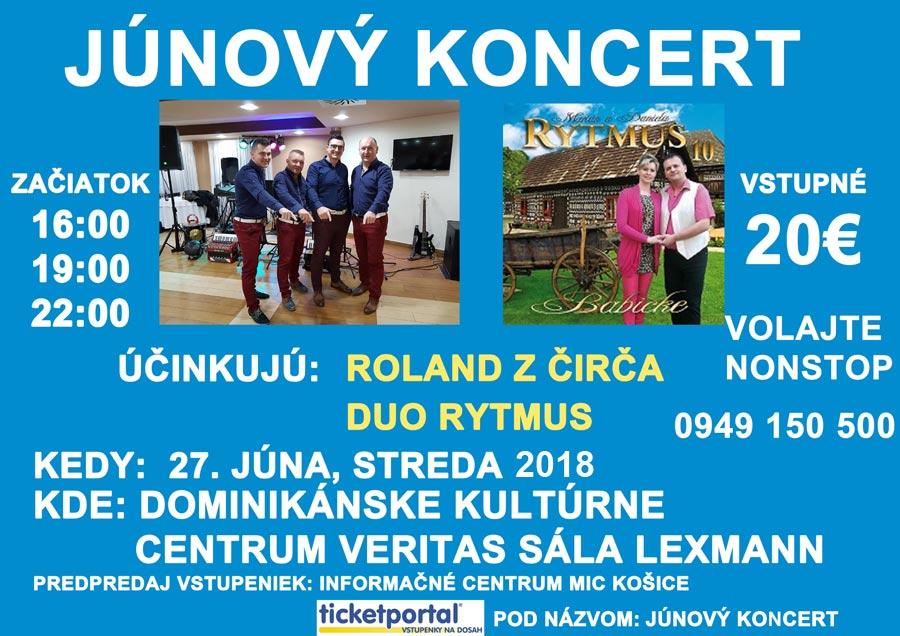 picture Júnový koncert