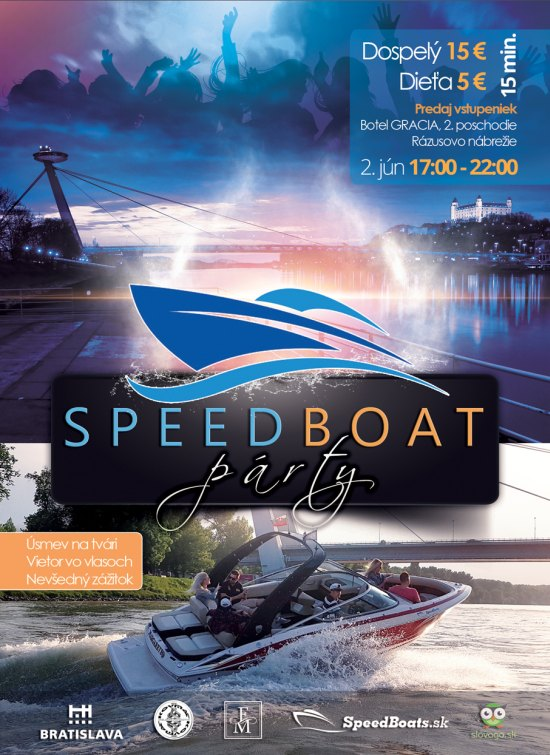 picture Speed boat párty