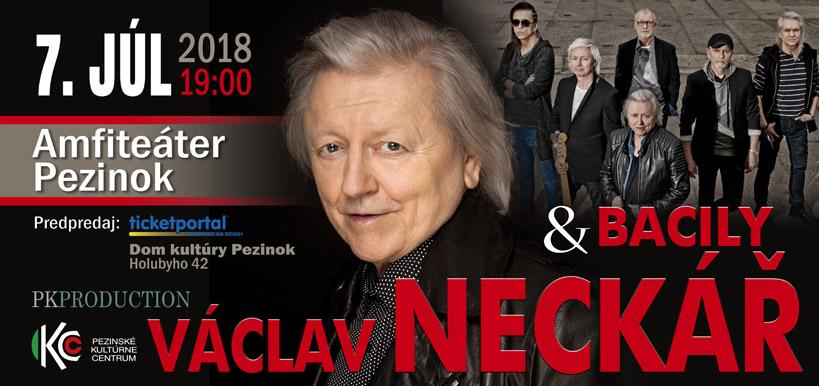picture VÁCLAV NECKAŘ & BACILY