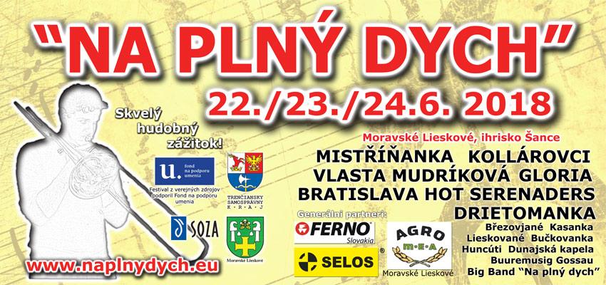 picture Festival ´´Na plný dych´´ 2018