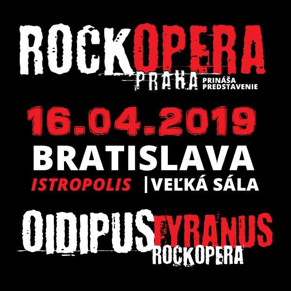 picture ROCKOPERA PRAHA / OIDIPUS TYRANUS
