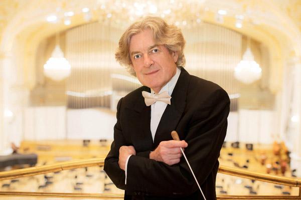 picture Slovenská filharmónia James Judd, dirigent
