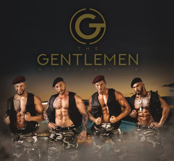 picture The Gentlemen tour 2018