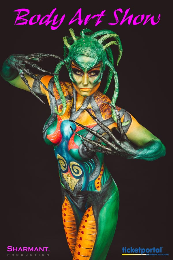 picture BODY ART SHOW 2018