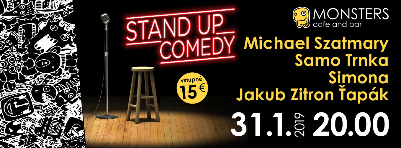 picture Stand up comedy