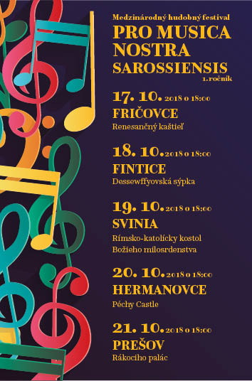 picture Pro musica nostra Sarossiensis/ Fintice