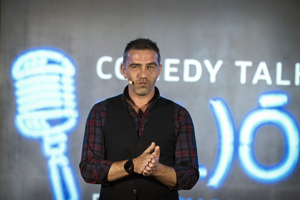 picture Comedy talk show F(L)ÓÓR vol. 27