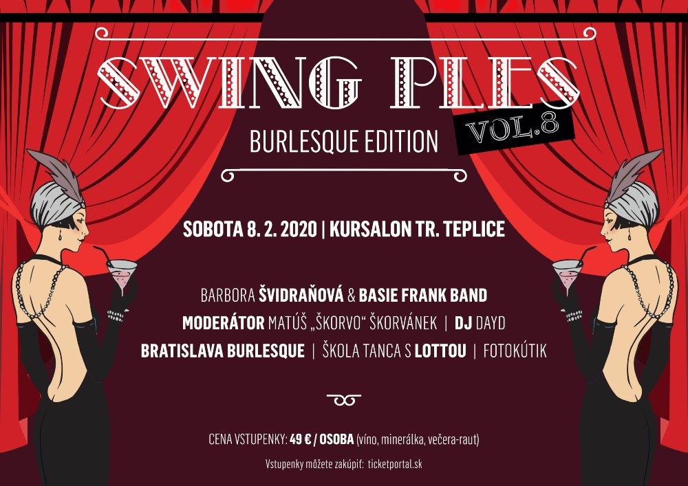 picture Swing ples Kursalon Trenčianske Teplice