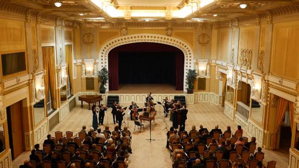 picture Trojkráľový koncert - Večer Straussových valčíkov