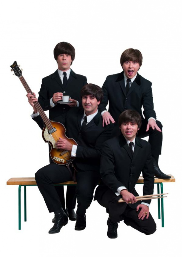 picture The Beatles Ples