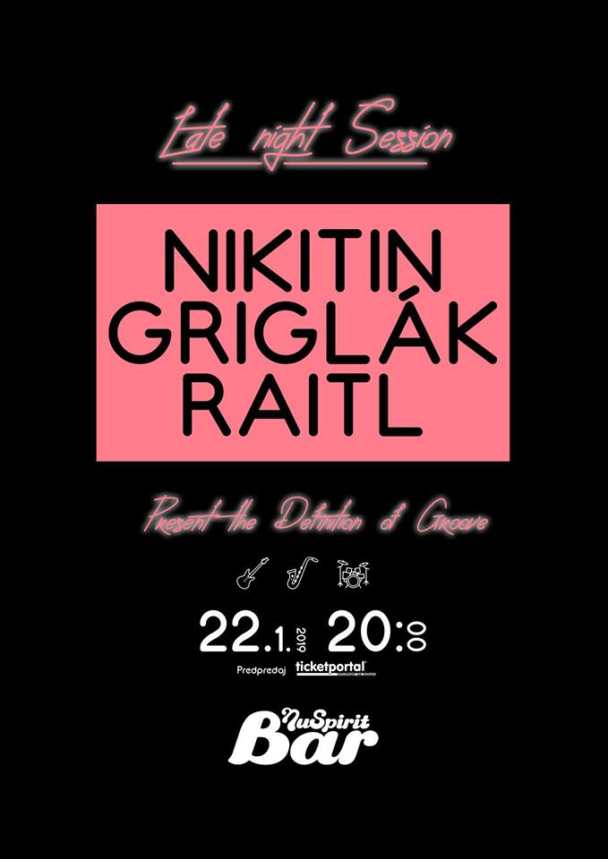 picture Nikitin/Griglák/Raitl - The Definition of Groove