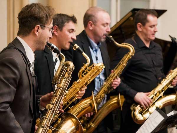 picture SAXOPHOBIA - Galakoncert majstrov saxofónu