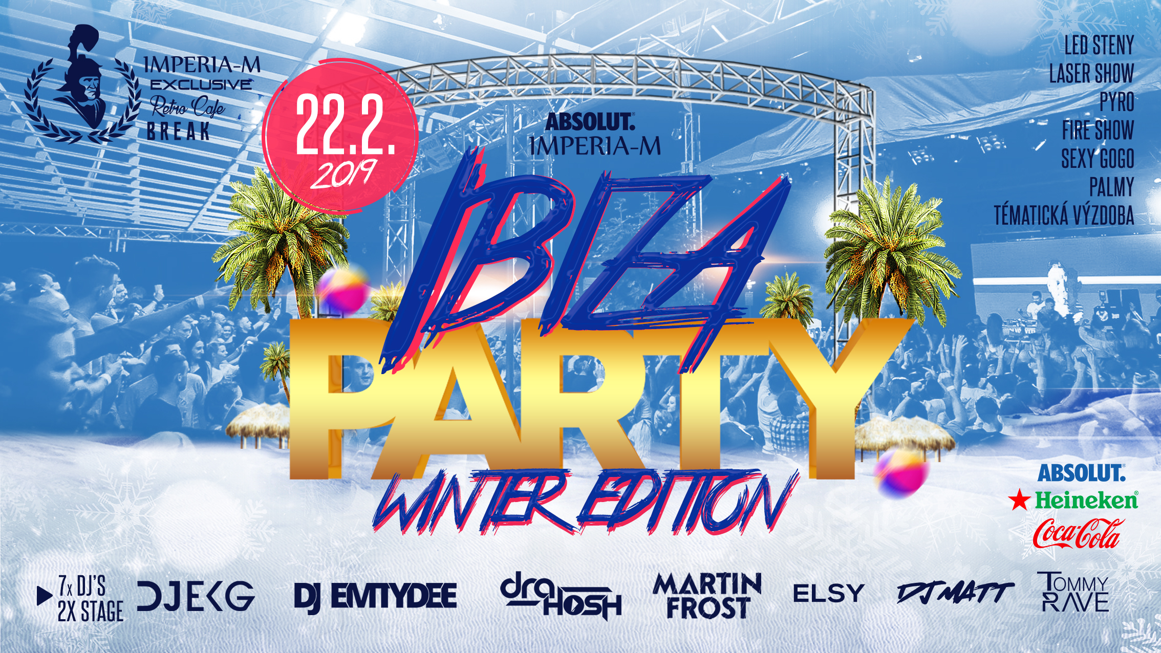 picture IBIZA PARTY WINTER EDITION