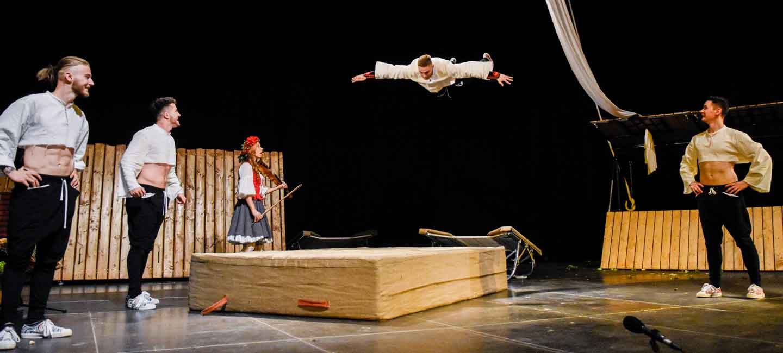 picture Nový cirkus YOUNAK exkluzívne v x-bionic® sphere