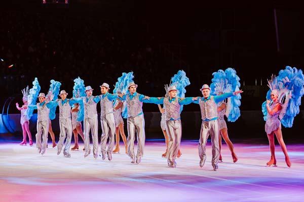 picture Ruský cirkus na ľade