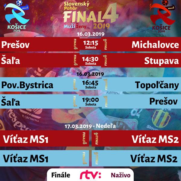picture FINAL 4 Slovenský pohár mužov a žien