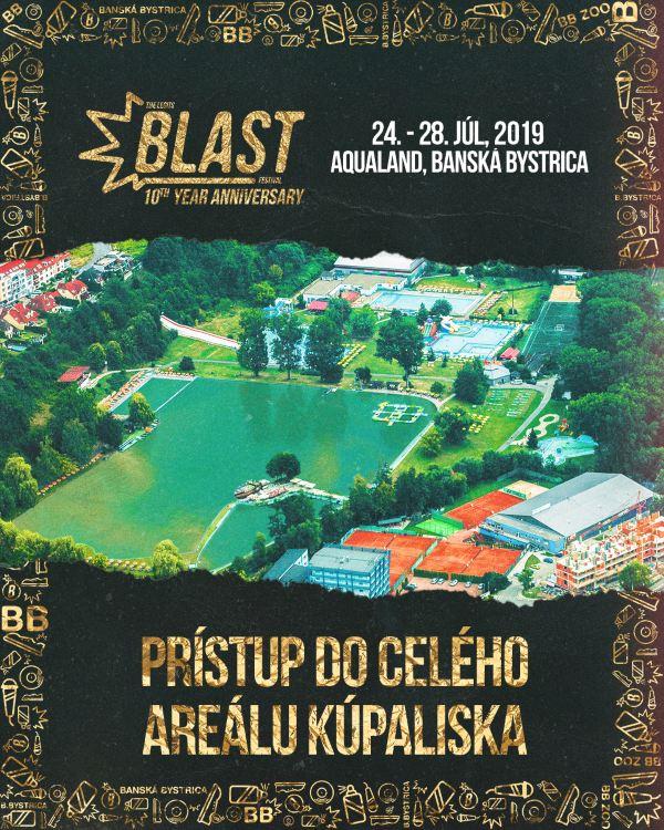 picture THE LEGITS BLAST FESTIVAL 2019