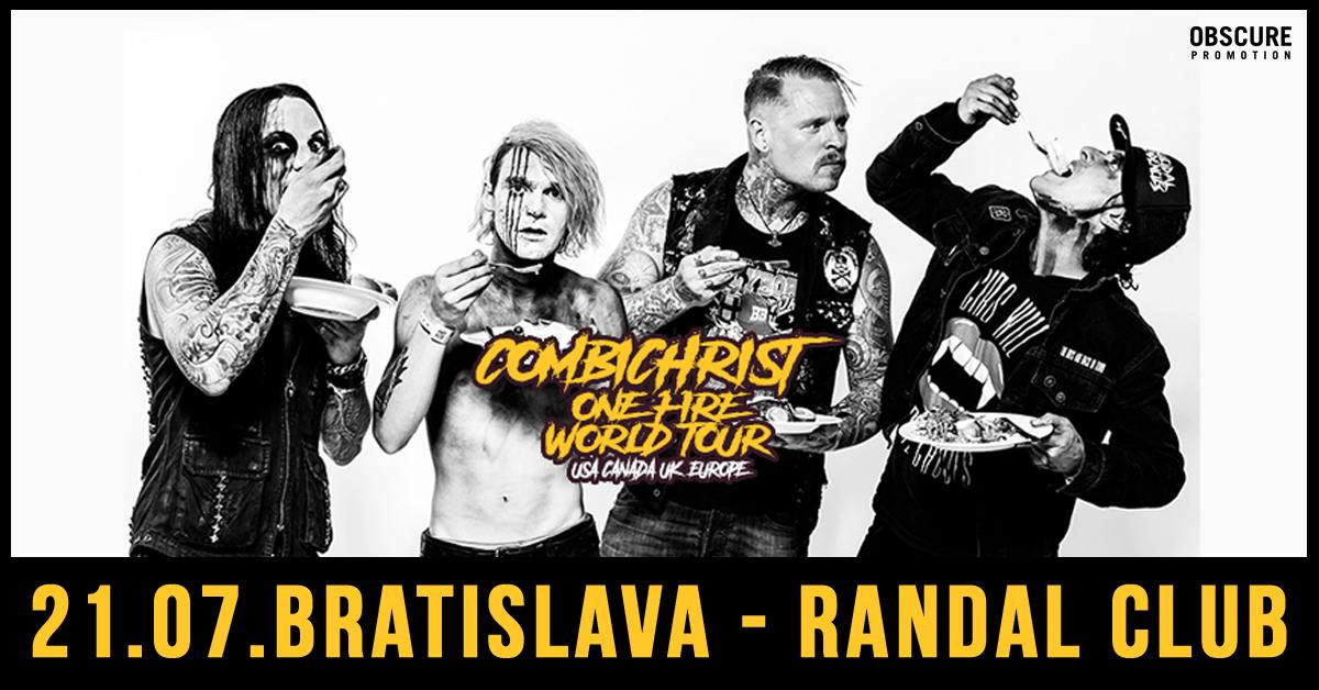 picture COMBICHRIST (USA) + support