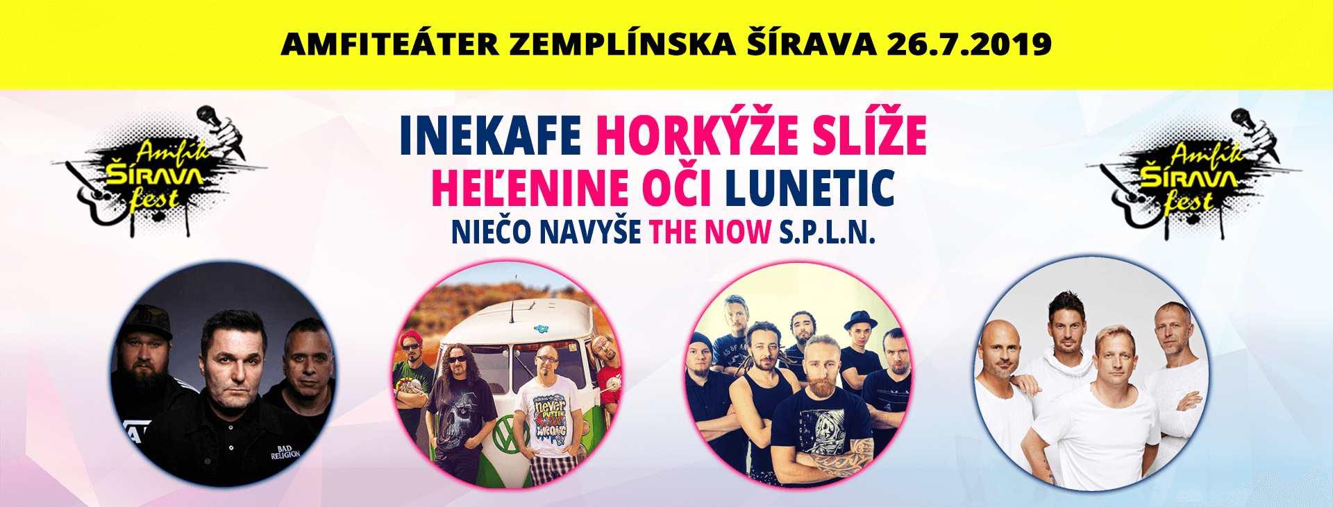 picture AMFIK Šírava fest 2019 – music festival