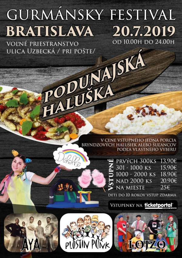 picture PODUNAJSKÁ HALUŠKA