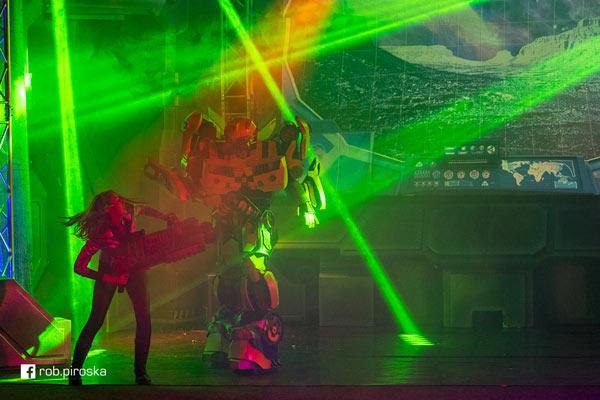 picture Robotrons - Železní Anjeli Galaxie
