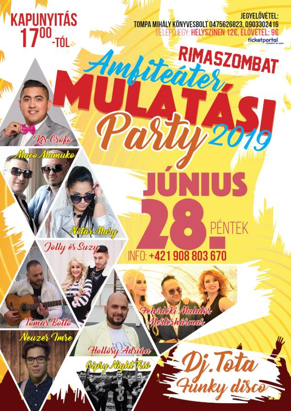picture Mulatási party 2019