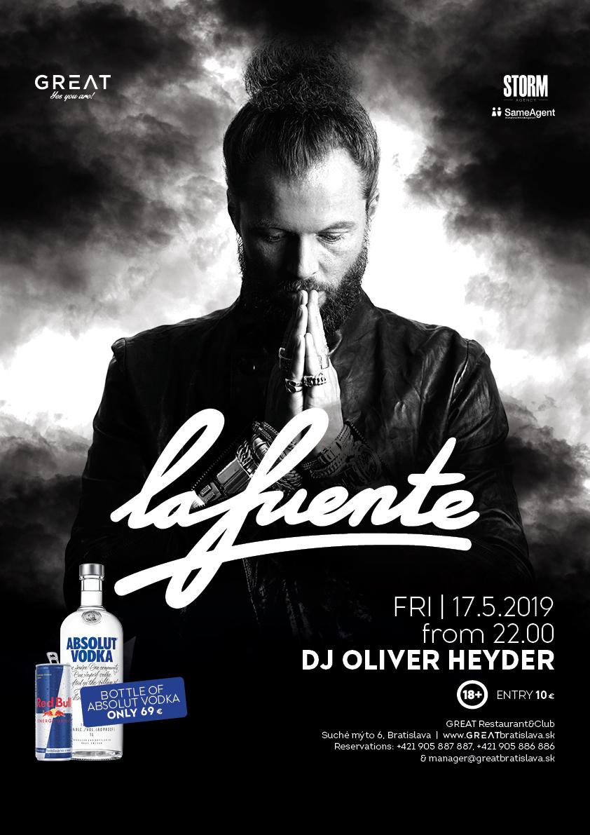 picture DJ La Fuente