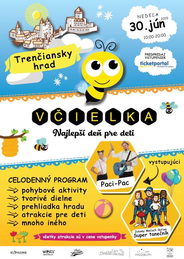 picture Včielka - najlepší deň pre deti