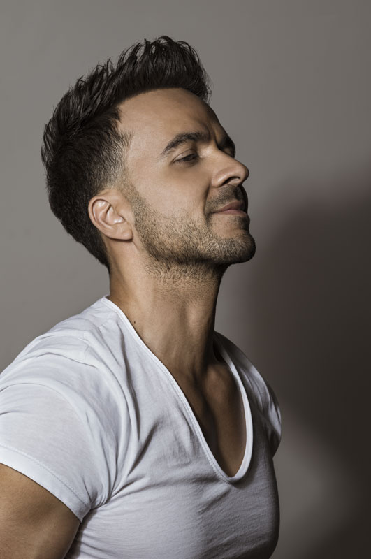 picture Luis Fonsi live
