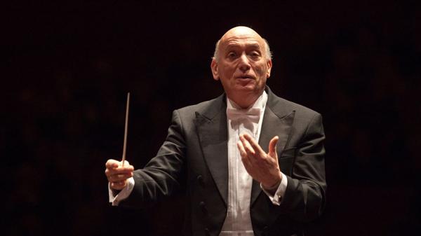 picture Slovenská filharmónia Pinchas Steinberg, dirigent