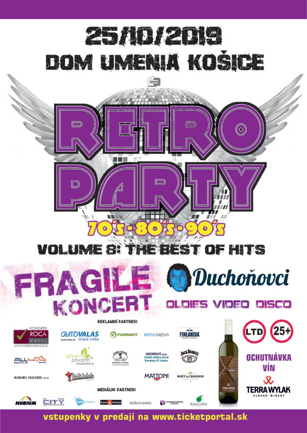 picture RETRO PARTY 2019