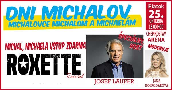 picture Michalovce Michalom a Michaelám