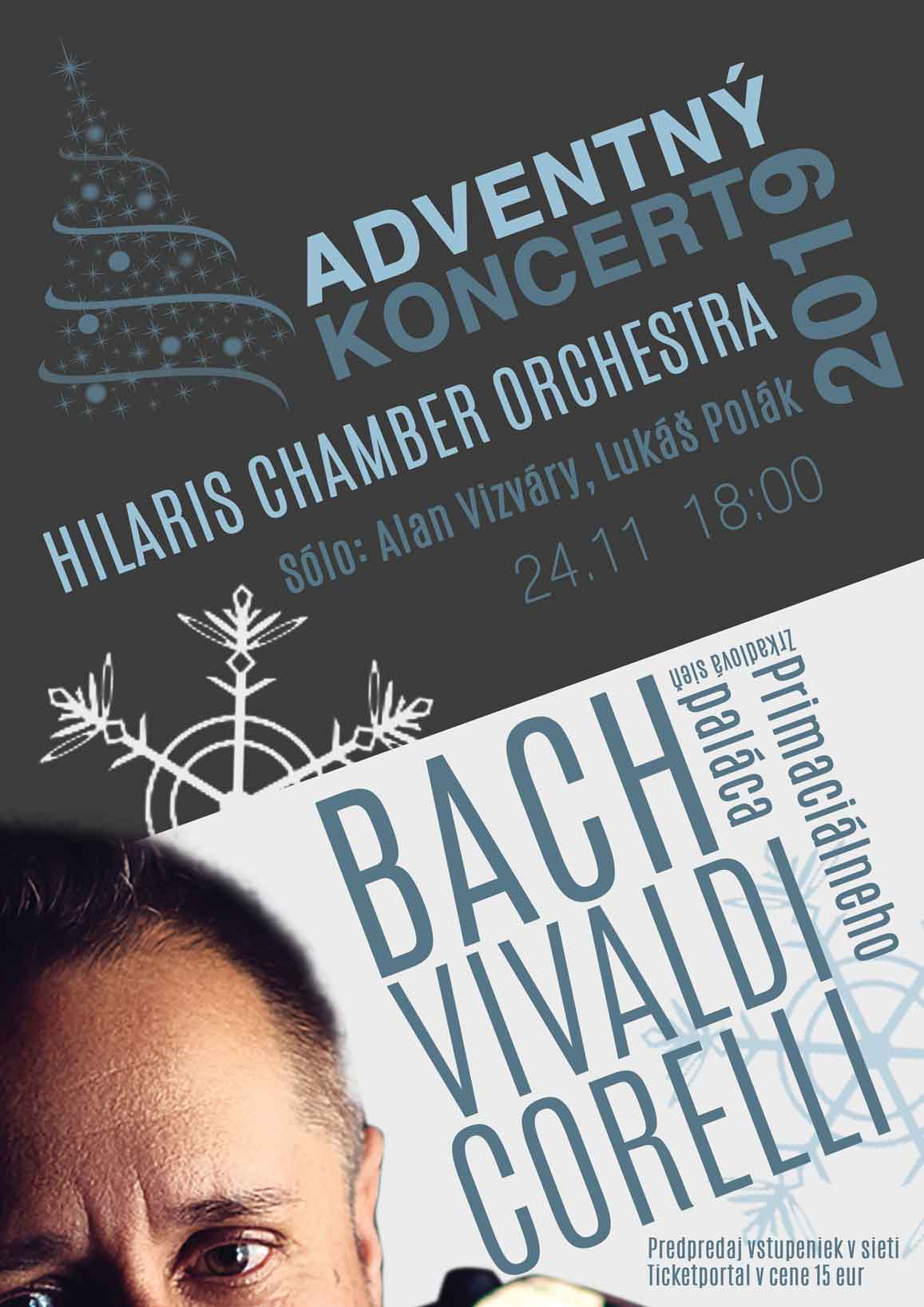 picture Adventný koncert Hilaris Chamber Orchestra