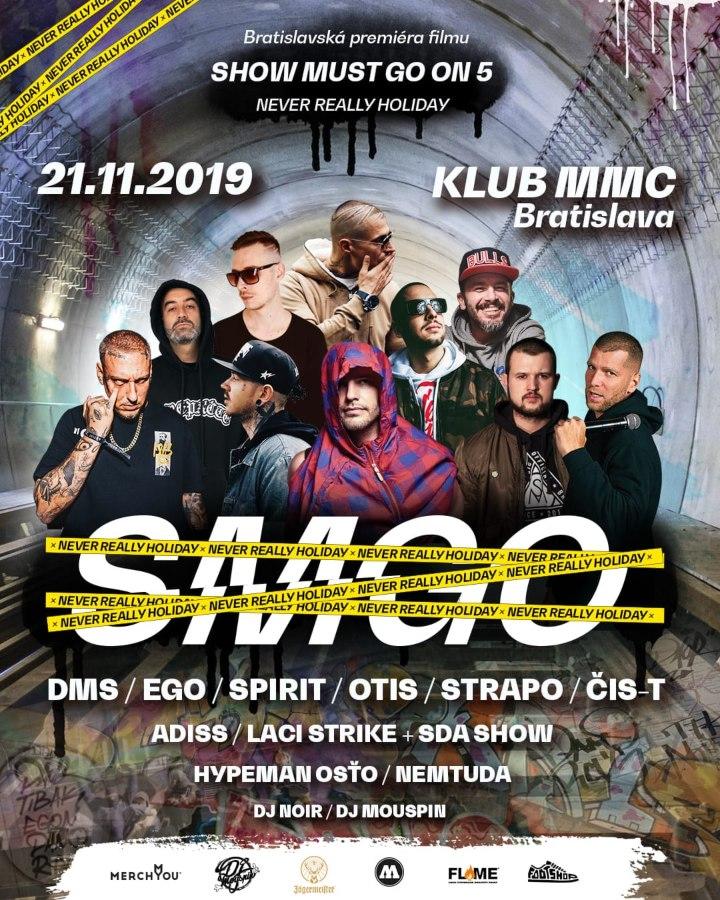 picture Bratislavská premiéra filmu SHOW MUST GO ON 5