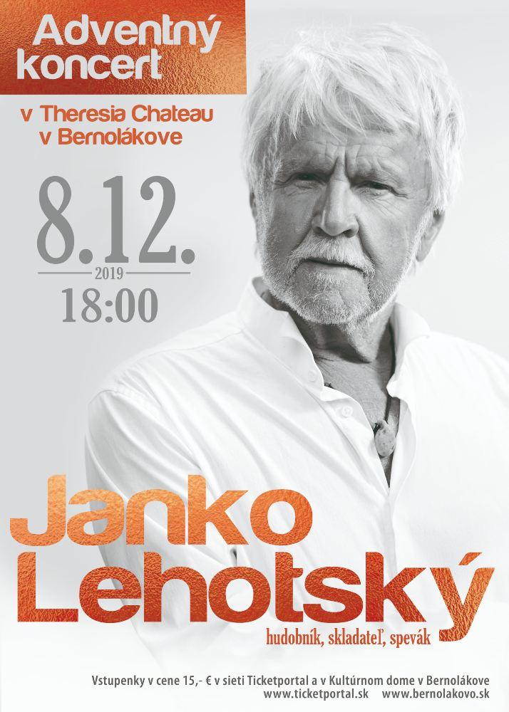 picture Adventný koncert Janko Lehotský