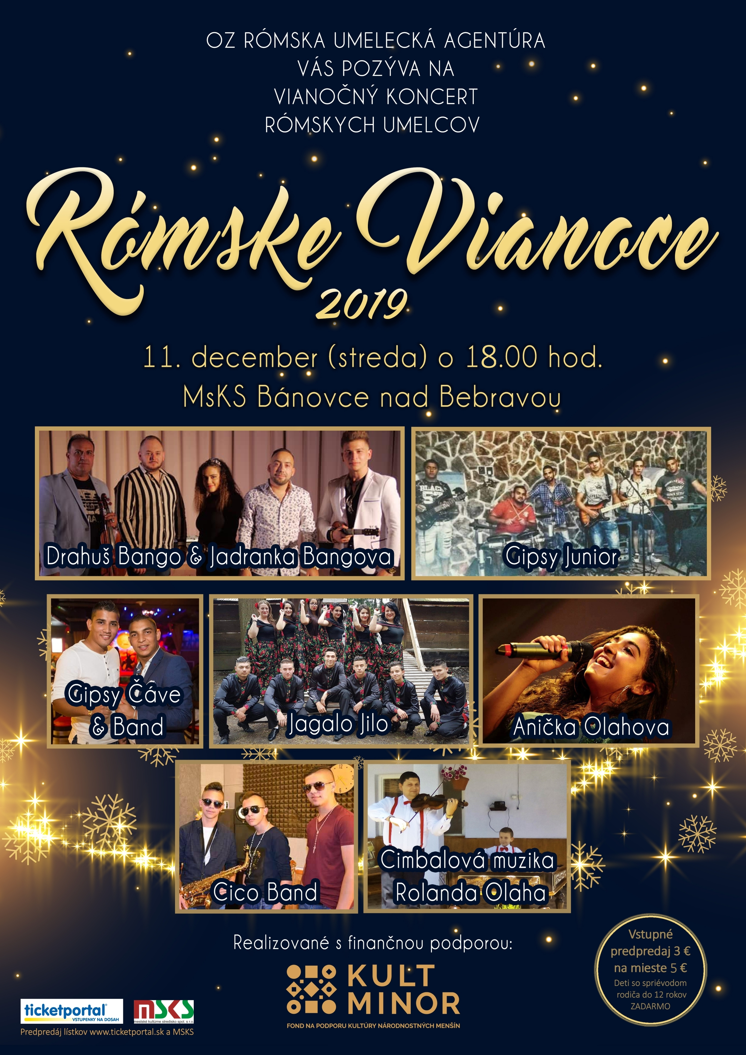 picture Rómske Vianoce 2019