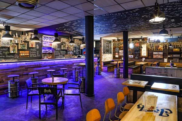 picture Len pre ženy tour Jack pub Michalovce