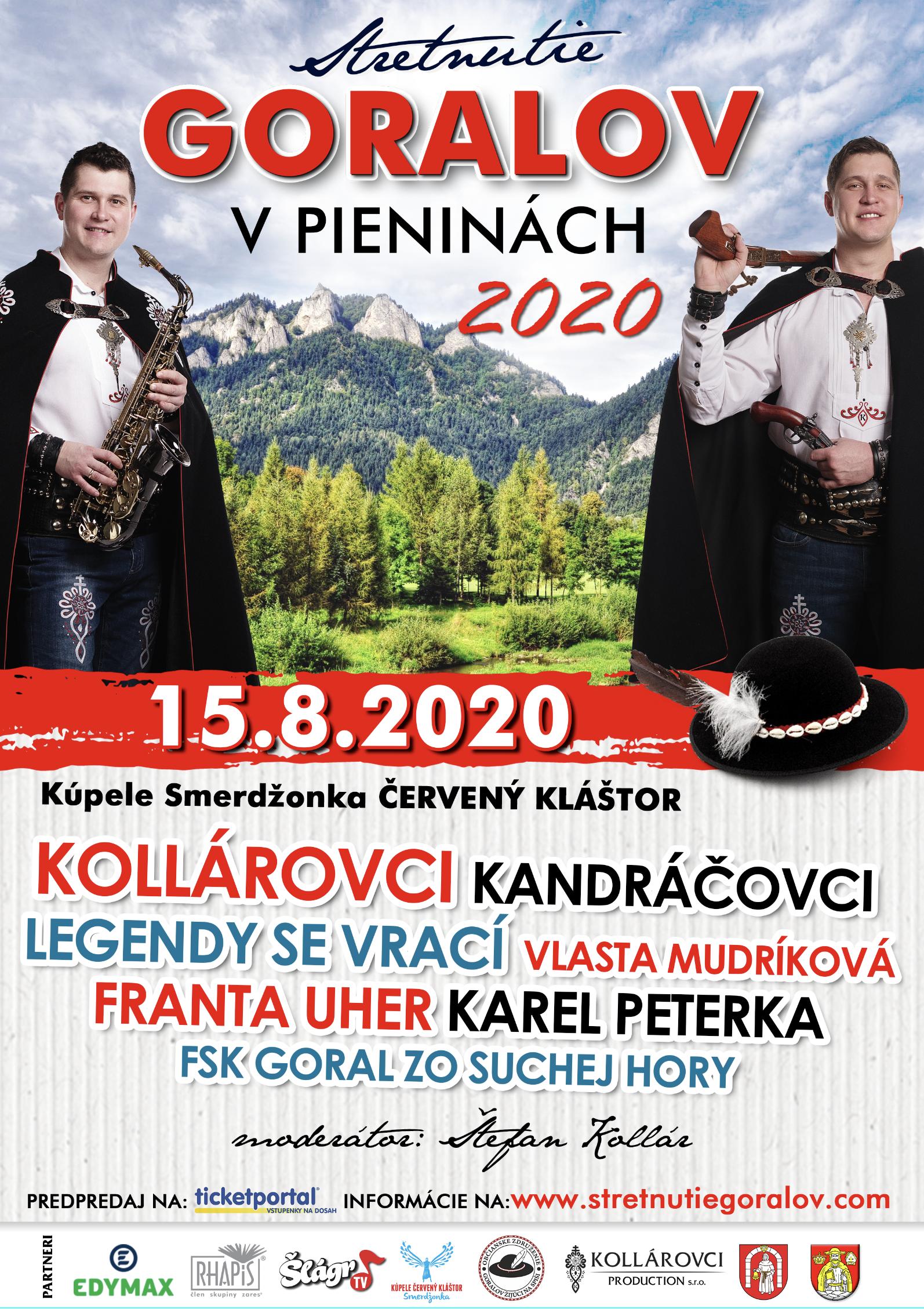 picture STRETNUTIE GORALOV V PIENINÁCH 2020