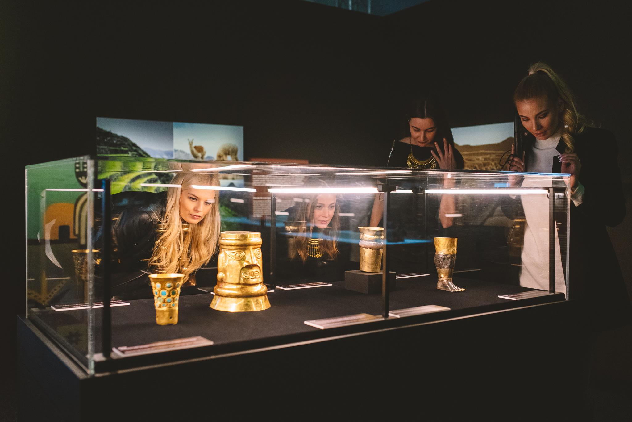 picture VÝSTAVA POKLAD INKOV - Bratislavský hrad