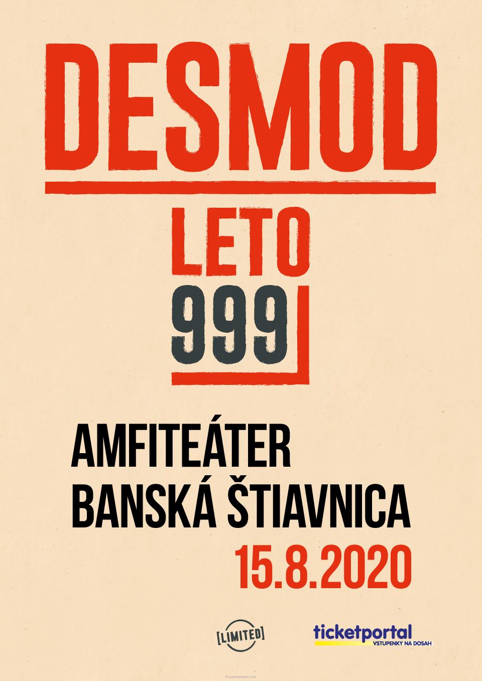 picture Desmod leto 999