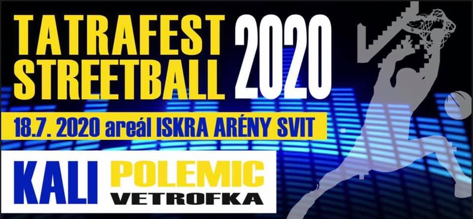 picture Tatrafest Streetball 2020