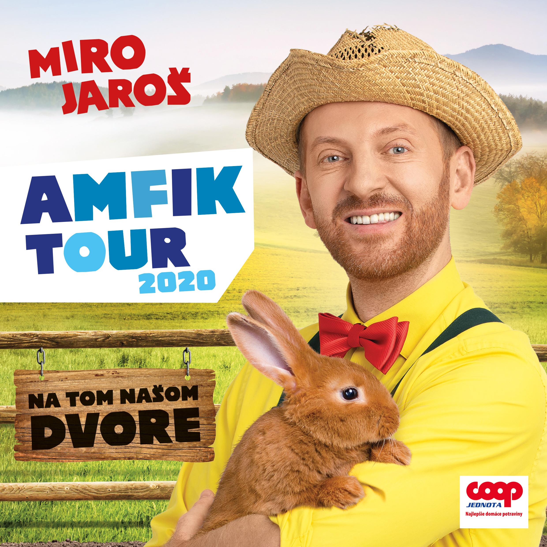 picture Miro Jaroš-Amfik Tour 2020-Na tom našom dvore