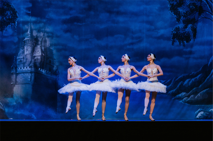 picture MOSCOW STATE BALLET: LABUTIE JAZERO