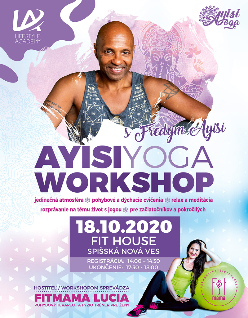 picture AYISI YOGA WORKSHOP
