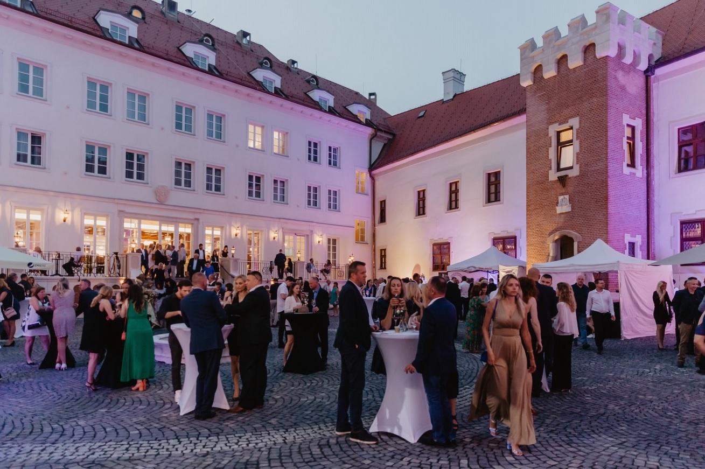 picture Zámocké vinobranie na zámku