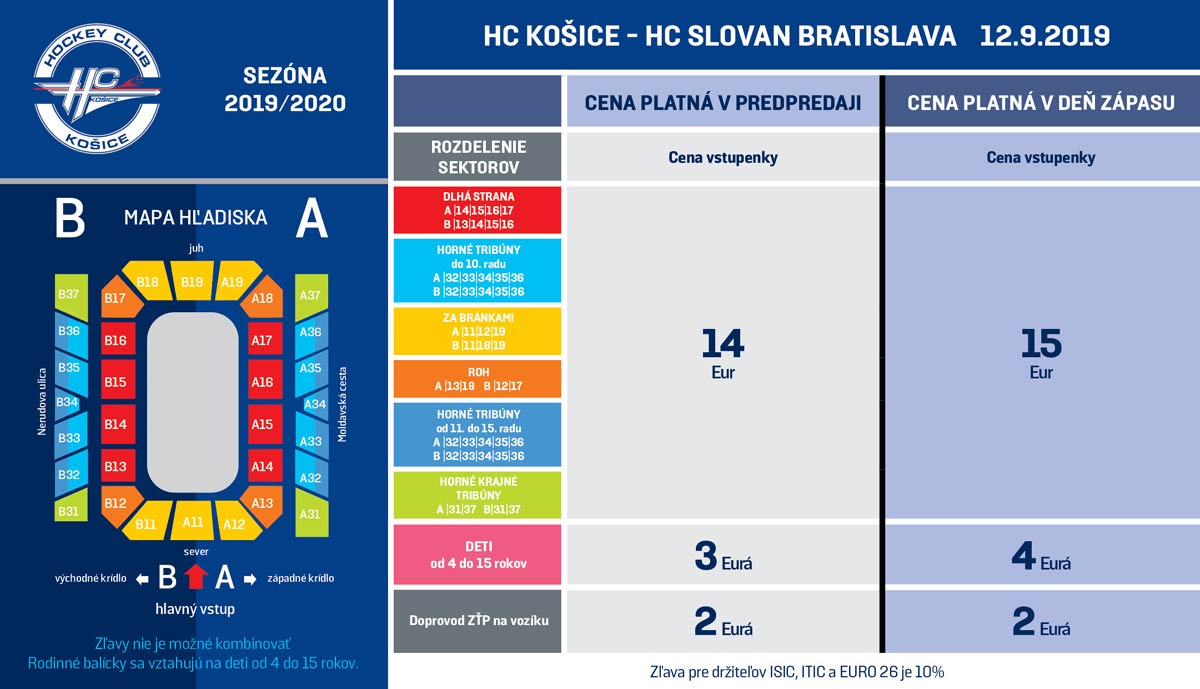 picture HC Košice - HC SLOVAN Bratislava