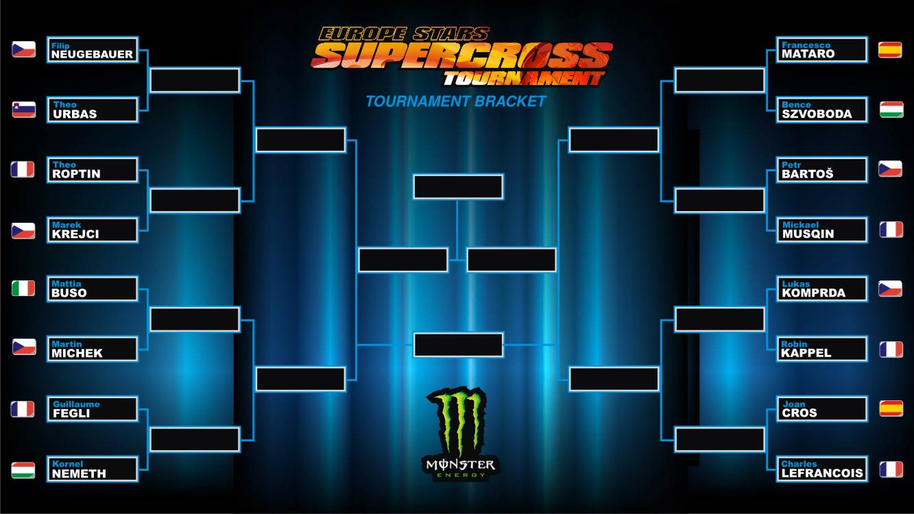 picture XAWAX EUROPE STARS SUPERCROSS TOURNAMENT