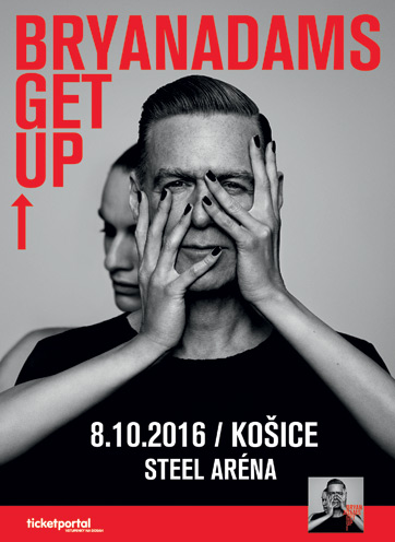 picture Bryan Adams Get Up Tour 2016
