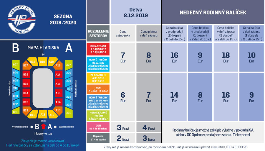 picture HC Košice - HC 07 Detva